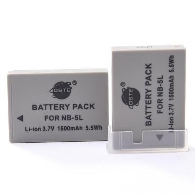 Mitsuru ® 1200mAh Batería Para Canon NB-5L NB5-L NB5L