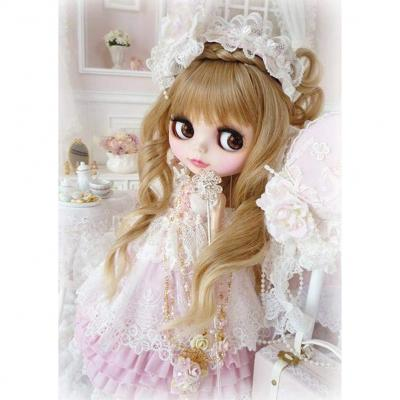 Chansted 5d Diy Full Drill Diamond Painting Doll