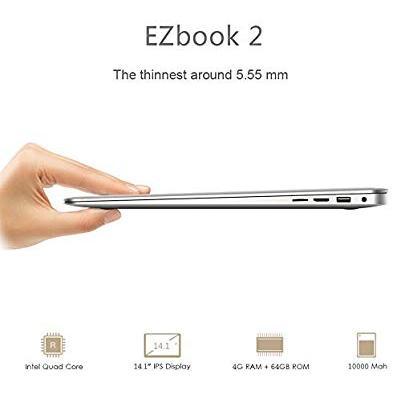 Jumper EZBook 2 Notebook  Windows 10