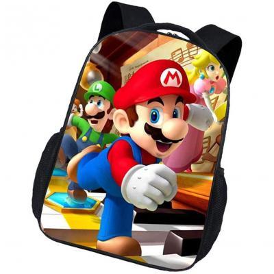 Mochila Super Mario Bros